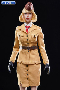 1/6 Scale Female Air Force Uniform