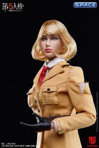 1/6 Scale Female Air Force Uniform