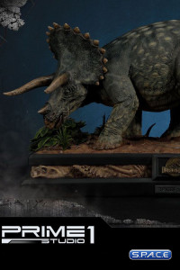 1/15 Scale Triceratops Legacy Museum Collection Statue (Jurassic Park)