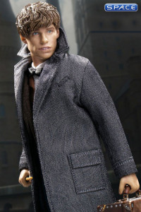 1/6 Scale Newt Scamander Grey Coat Version (Fantasic Beasts: The Crimes of Grindelwald)