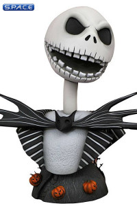 Jack Skellington Legends in 3D Bust (Nightmare before Christmas)