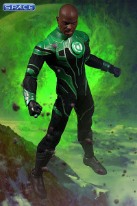 1/12 Scale John Stewart - The Green Lantern from DC Comics (One:12 Collective)