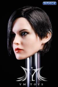 1/6 Scale Cassandra Head Sculpt (black hair)