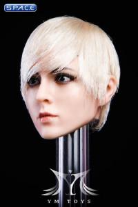 1/6 Scale Gloria Head Sculpt (white hair)