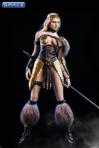 1/6 Scale Female Dragon Warrior Armor Set Version A