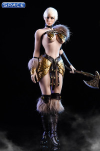 1/6 Scale Female Dragon Warrior Armor Set Version B