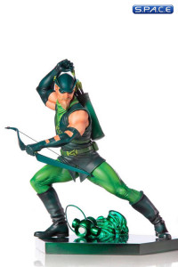 1/10 Scale Green Arrow Statue by Ivan Reis (DC Comics)