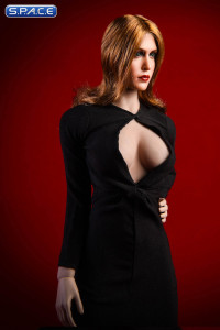 1/6 Scale black Olsen Evening Dress