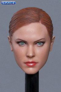 1/6 Scale Krista Head Sculpt (red hair)