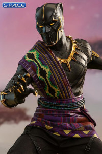 1/6 Scale Black Panther »T'Chaka« Movie Masterpiece MMS487 Toy Fairs 2018 Exclusive (Black Panther)