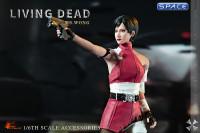 1/6 Scale Ms. Wong Outfit battle-damaged Set
