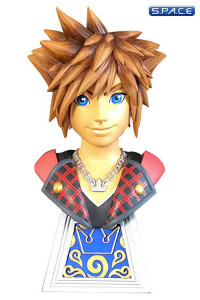 Sora Legends in 3D Bust (Kingdom Hearts 3)