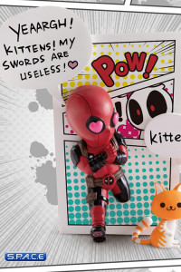 Deadpool Jump out the 4th Wall Mini Egg Attack Previews Exclusive (Marvel)