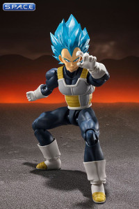 S.H.Figuarts Super Saiyan God Super Saiyan Vegeta (Dragon Ball Super)