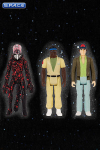 Alien, Parker and Brett ReAction Figure 3-Pack (Alien)
