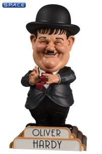 Oliver Hardy in Suit Bobble-Head (Laurel and Hardy)