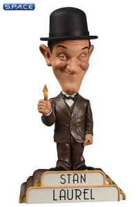 Stan Laurel in Suit Bobble-Head (Laurel and Hardy)