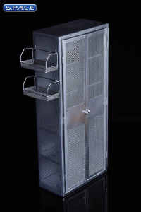 1/6 Scale grey locker