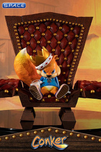 Conker Statue (Conker's Bad Fur Day)