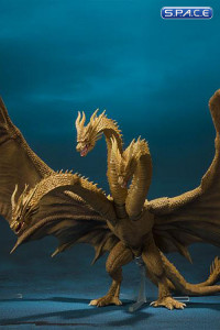 S.H.MonsterArts King Ghidorah (Godzilla: King of the Monsters)