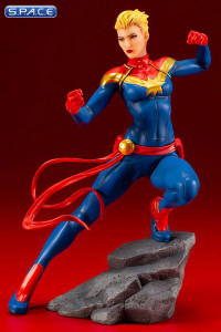 1/10 Scale Captain Marvel ARTFX+ Statue (Marvel)