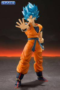 S.H.Figuarts Super Saiyan God Goku (Dragon Ball Super: Broly)