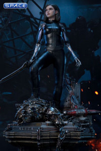 Alita Statue (Alita: Battle Angel)