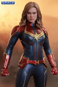 1/6 Scale Captain Marvel Movie Masterpiece MMS521 (Captain Marvel)