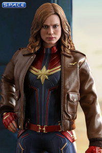 1/6 Scale Captain Marvel Deluxe Version Movie Masterpiece MMS522 (Captain Marvel)