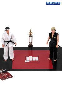 Tournament Figural Dolls 2-Pack (Karate Kid)