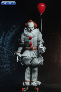 2017 Pennywise Figural Doll (Stephen King's It)