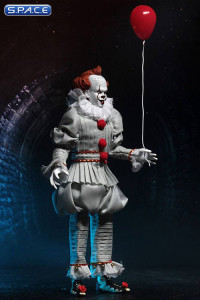 2017 Pennywise Figural Doll (Stephen Kings It)