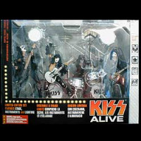 Kiss Alive Box Set (Kiss)