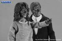 Alien Figural Dolls 2-Pack (They Live)