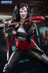 1/6 Scale Lady Samurai