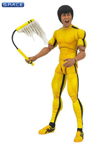 Bruce Lee Select in yellow Jumpsuit (Bruce Lee)