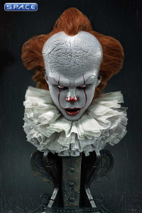 1/2 Scale Serious 2017 Pennywise High Definition Bust (Stephen King's It)