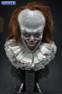 1/2 Scale Dominant 2017 Pennywise High Definition Bust (Stephen King's It)