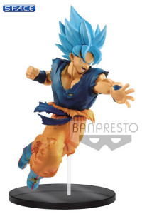Ultimate Soldiers Super Saiyan Son Goku - The Movie II PVC Statue (Dragon Ball Super: Broly)