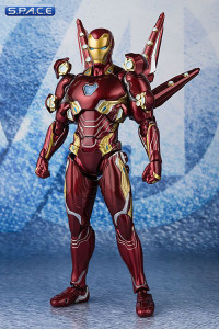S.H.Figuarts Iron Man MK50 with Nano Weapons Set (Avengers: Endgame)