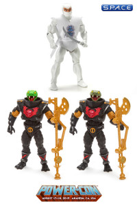 Slamurai & Snake Troopers 3-Pack Power-Con 2019 Exclusive (MOTU Classics)