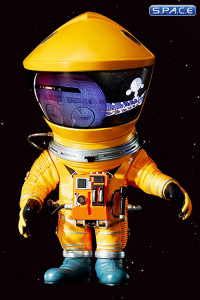 Yellow Astronaut Deformed Real Series Vinyl Statue (2001: A Space Odyssey)