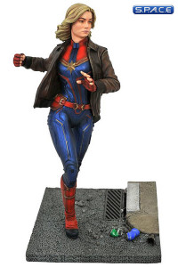 Captain Marvel Movie Premier Collection Statue (Captain Marvel)