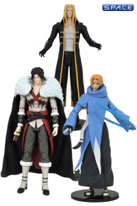 Complete Set of 3: Castlevania Select Series 1 (Castlevania)