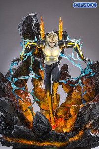 Genos Statue HQS (One Punch Man)