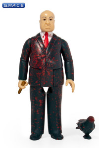 Alfred Hitchcock ReAction Figure - Blood Splatter Variant (Halloween Series)