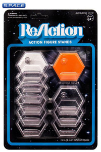 ReAction Figure Stands 10-Pack