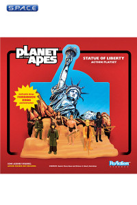 Statue of Liberty ReAction Playset SDCC 2018 Exclusive (Planet of the Apes)