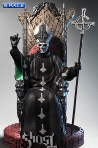 Papa Emeritus II Rock Iconz Statue (Ghost)