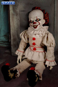 2017 Pennywise Roto Plush Doll (Stephen King's It)
